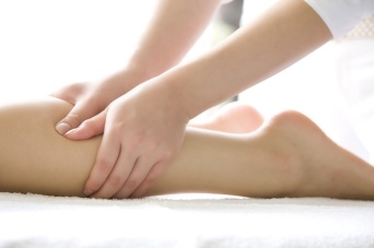 Leg and foot massage